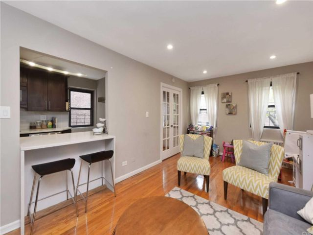 2 BR,  1.00 BTH  Mid rise style home in Kew Gardens