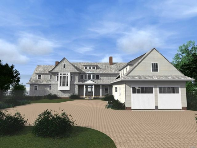 6 BR,  9.00 BTH Nantucket style home in Quogue
