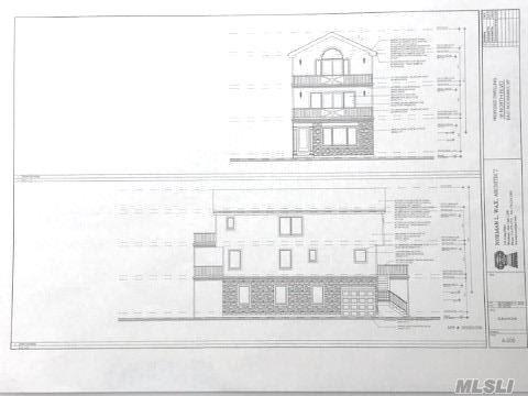 Lot <b>Size:</b> 30x69 Land style home in East Rockaway