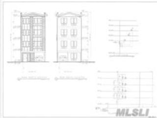Lot <b>Size:</b> 20x95 Land style home in Laurelton