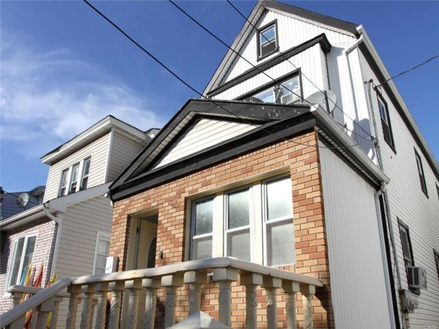 4 BR,  2.00 BTH Duplex style home in South Ozone Park