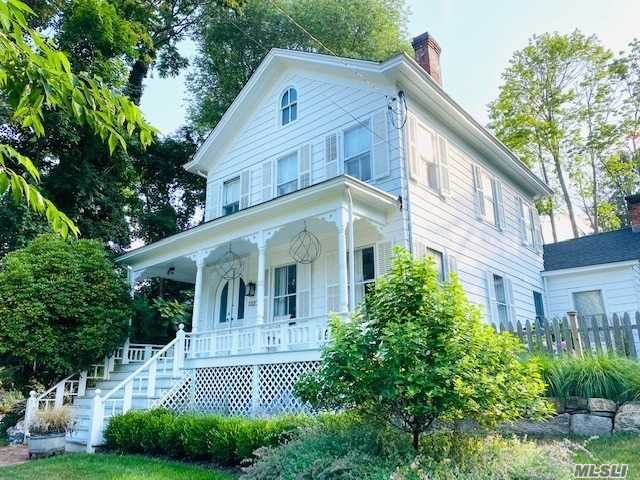 3 BR,  2.00 BTH Hist style home in Port Jefferson