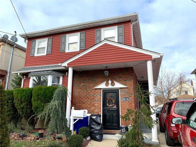 4 BR,  3.00 BTH Duplex style home in Springfield Gardens