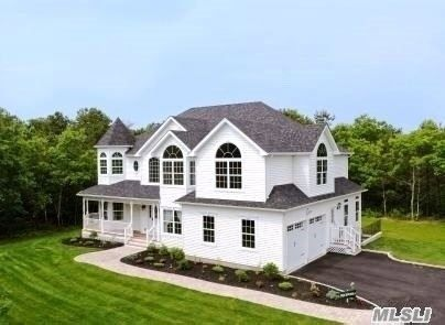 5 BR,  3.00 BTH Victorian style home in East Quogue