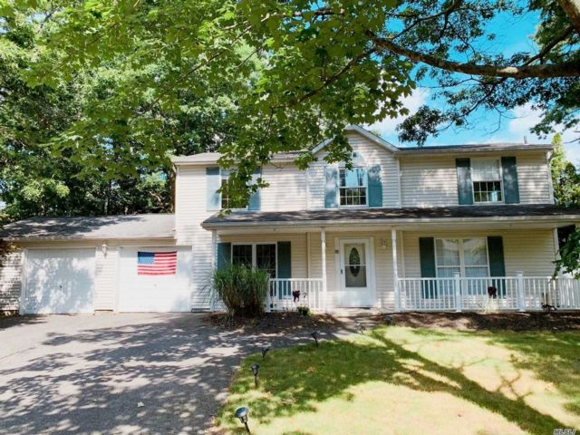 4 BR,  2.00 BTH  Colonial style home in Port Jefferson Station