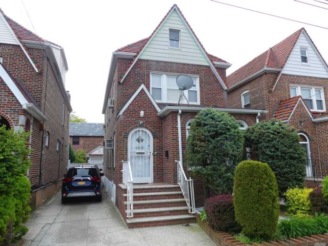 4 BR,  4.00 BTH Tudor style home in Middle Village