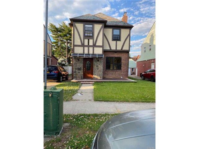 4 BR,  2.00 BTH Tudor style home in Queens Village