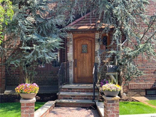 3 BR,  3.00 BTH Tudor style home in Middle Village