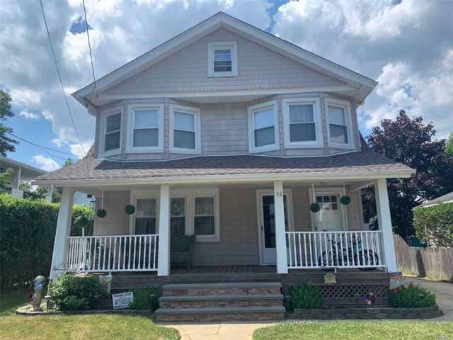 5 BR,  2.00 BTH Colonial style home in Lynbrook