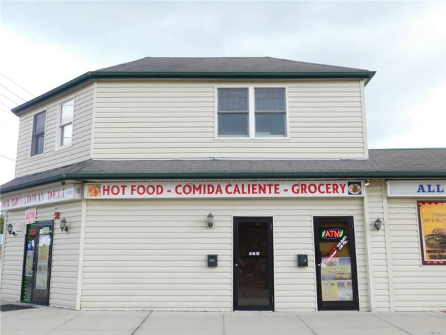 Commercial Property in Rocky Point