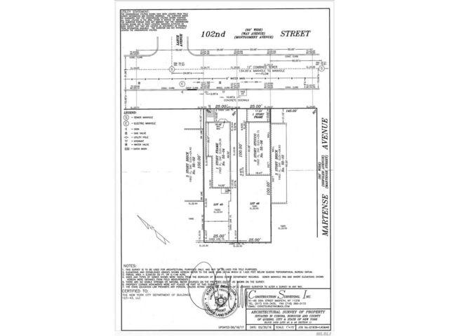 Lot <b>Size:</b> 25x100 Land style home in Corona