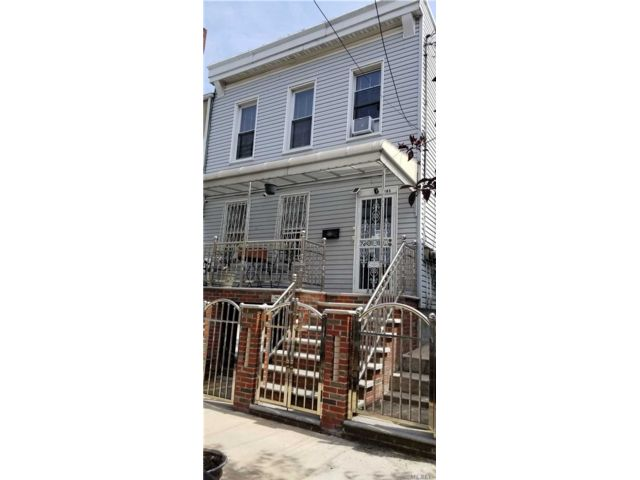 5 BR,  2.00 BTH  Colonial style home in East New York