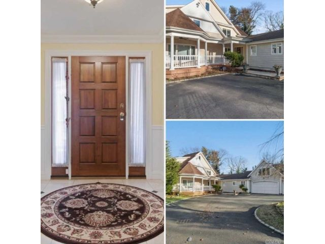 5 BR,  6.00 BTH  Colonial style home in Syosset