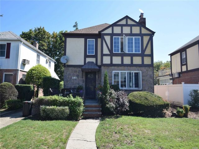 3 BR,  3.00 BTH  Tudor style home in Fresh Meadows