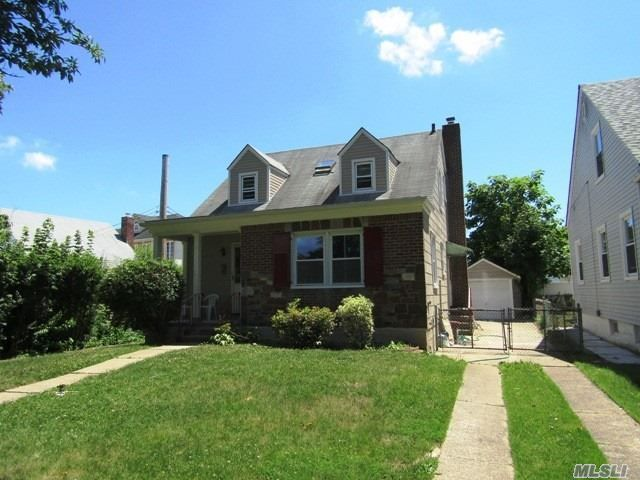 3 BR,  2.00 BTH  Cape style home in Bellerose