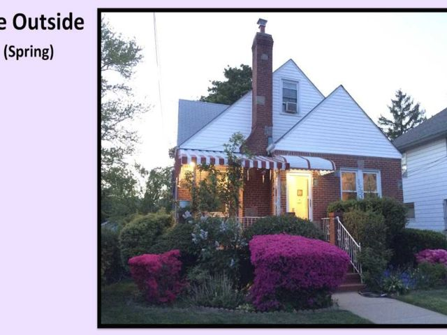 5 BR,  3.00 BTH Cape style home in Jamaica Hills