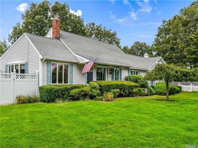 4 BR,  2.00 BTH Exp cape style home in Miller Place
