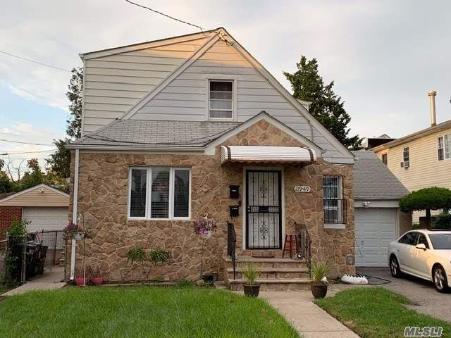 3 BR,  2.00 BTH  Cape style home in Springfield Gardens