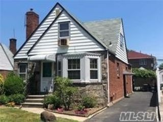 4 BR,  1.00 BTH Cape style home in Little Neck