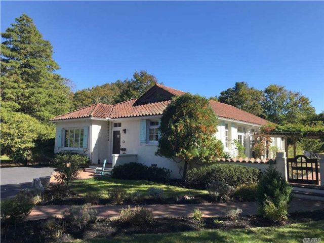 3 BR,  2.00 BTH Mediterranean style home in Center Moriches