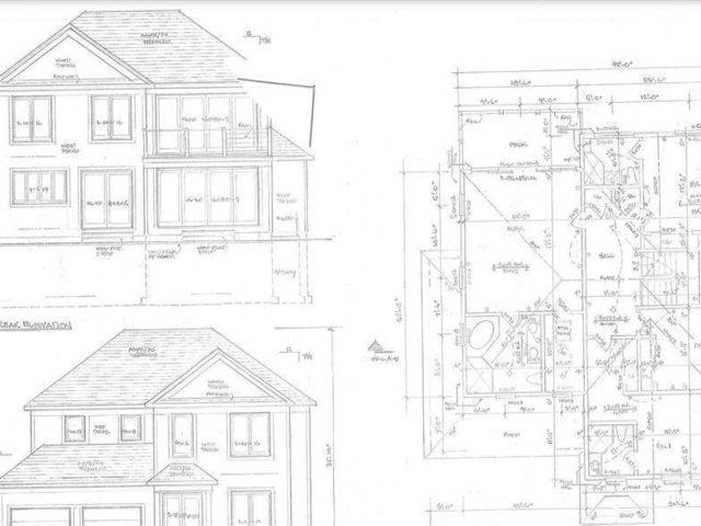 4 BR,  4.00 BTH Colonial style home in Bridgehampton