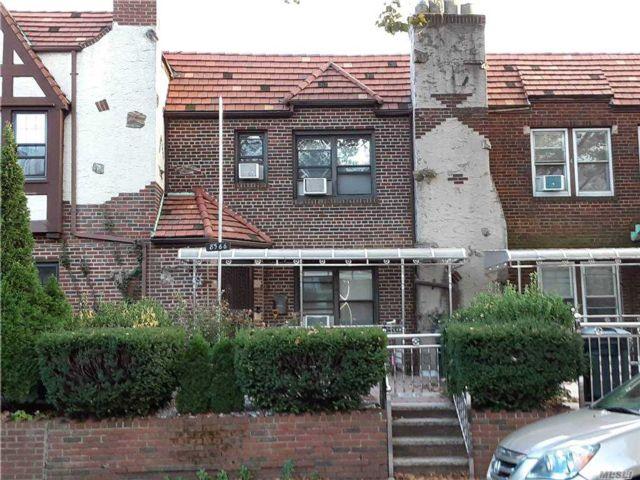 3 BR,  3.00 BTH Tudor style home in Rego Park