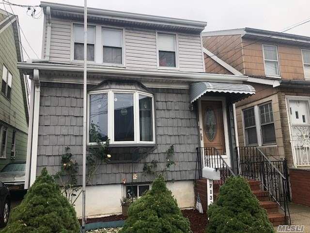 [Maspeth Real Estate, listing number 3168945]