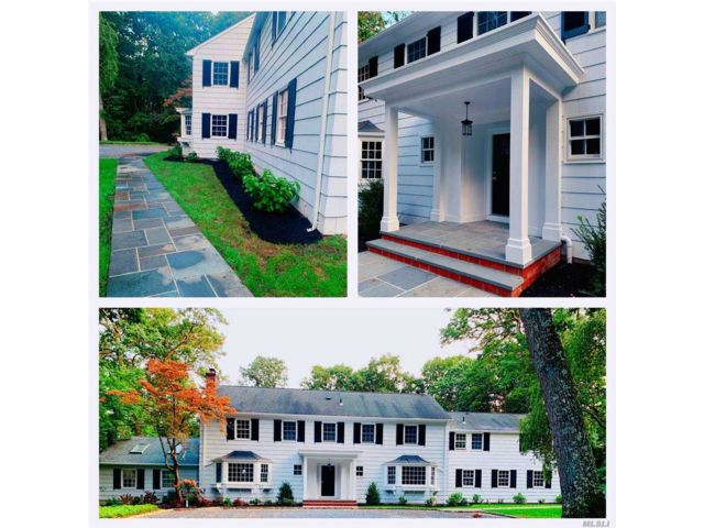6 BR,  6.00 BTH Colonial style home in Upper Brookville