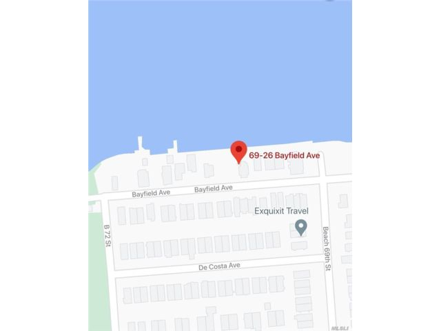 Lot <b>Size:</b> 40X106 Land style home in Far Rockaway