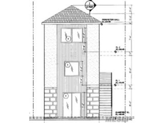 Lot <b>Size:</b> 25' X 120.5' Land style home in Pilgrim