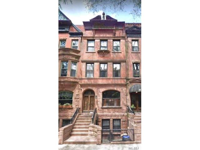 4 BR,  5.00 BTH  Townhouse style home in NYC - Morningside Heights