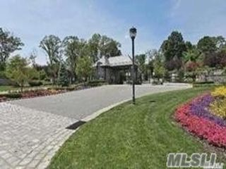 Lot <b>Size:</b> 2.61 Land style home in Muttontown