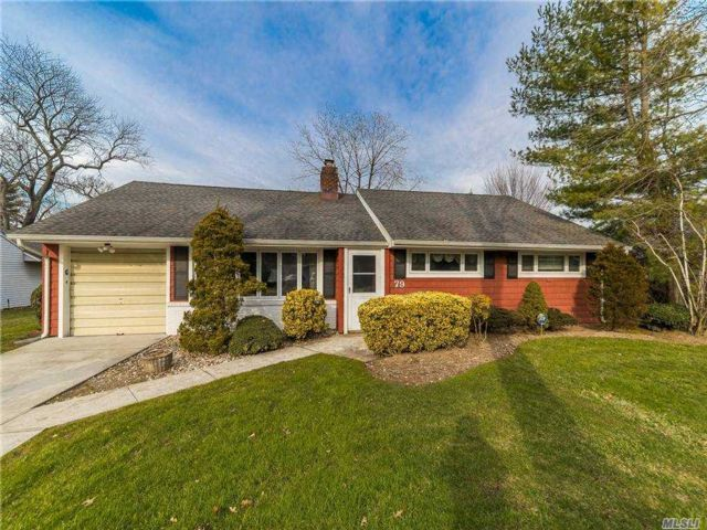 3 BR,  2.00 BTH Ranch style home in Rockville Centre