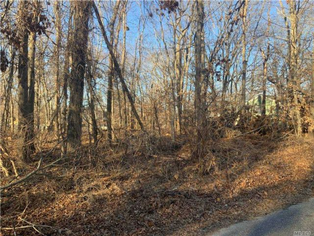 Lot <b>Size:</b> 100x100 Land style home in Wading River