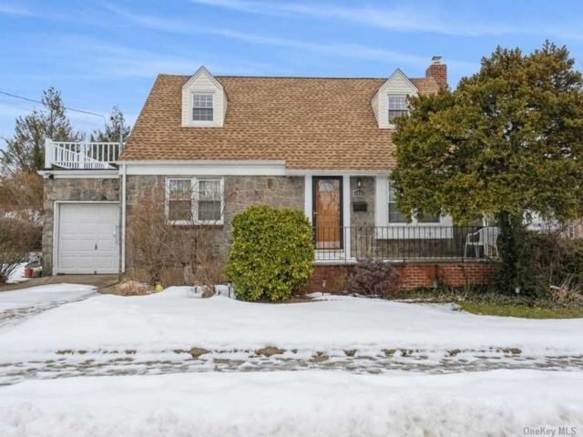 3 BR,  2.00 BTH Cape style home in New Hyde Park