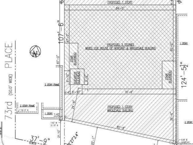 Lot <b>Size:</b> 80x125 Land style home in Maspeth