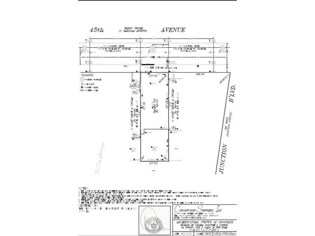 Lot <b>Size:</b> 27.5x87.31  Land style home in Elmhurst