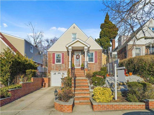 3 BR,  2.00 BTH Cape style home in Little Neck