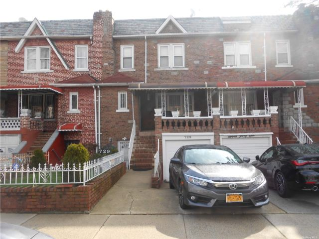 3 BR,  2.00 BTH  Townhouse style home in East Flatbush