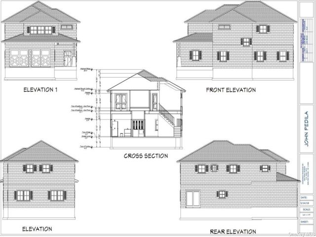 Lot <b>Size:</b> 0.58 Land style home in Shirley