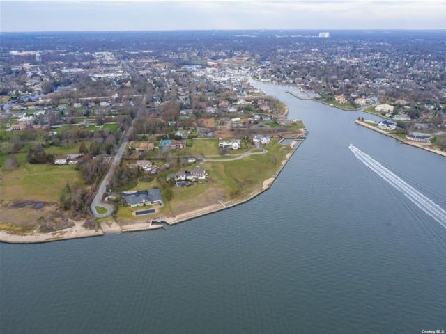 Lot <b>Size:</b> 2.2 Land style home in Bay Shore