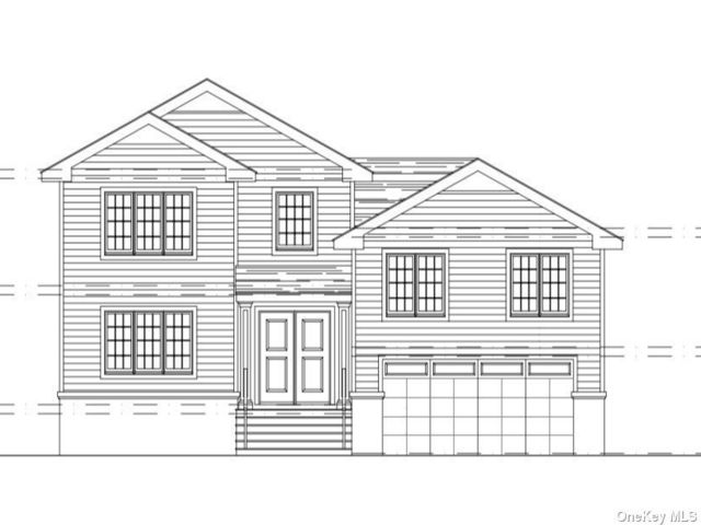 5 BR,  5.00 BTH Split level style home in Woodmere