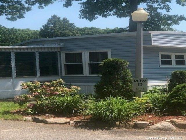 1 BR,  1.00 BTH Mobile home style home in Wading River