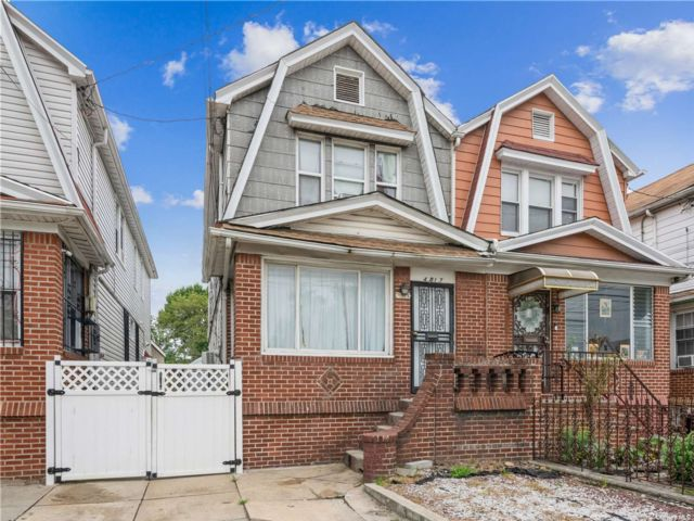 3 BR,  3.00 BTH 2 story style home in East Flatbush