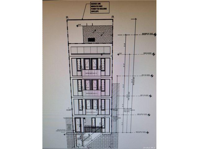 Lot <b>Size:</b> 20x100 Land style home in Flatbush