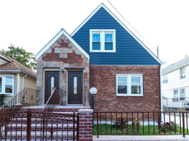 4 BR,  1.00 BTH Colonial style home in South Ozone Park