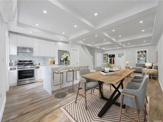 3 BR,  2.00 BTH Tudor style home in Jackson Heights