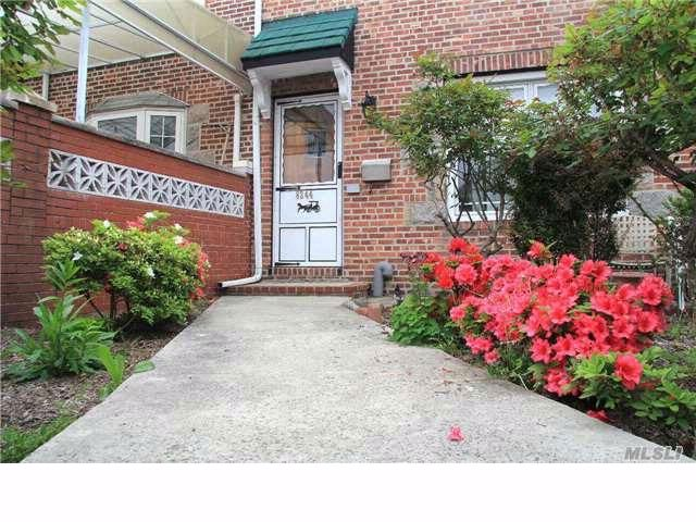 3 BR,  1.50 BTH  Colonial style home in Middle Village