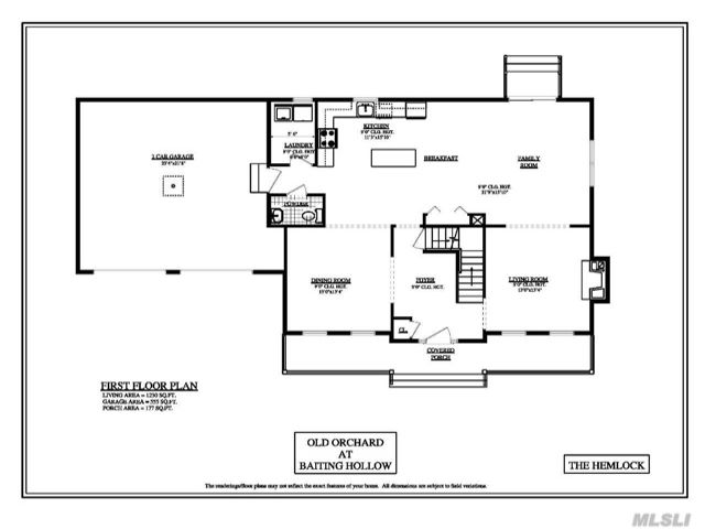 4 BR,  2.50 BTH Post modern style home in Baiting Hollow