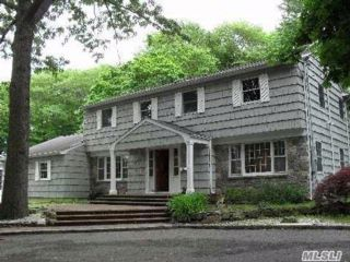 4 BR,  4.50 BTH Colonial style home in Huntington